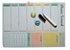 Lousa Magnética Planner Semanal  - Imagem 1