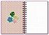 Caderno Midi Pontilhado Flamingo - Imagem 2