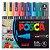 Conjunto Caneta Posca PC-5M 16 Cores  - Imagem 1