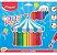 Lápis Color' Peps Jumbo 24 Cores - Imagem 1