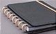 Anel Caderno Inteligente M Colorido com Elástico - Imagem 2