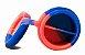 Oil Slick NS 10ml Tampa Presa e c/ Divisória Vermelho e Azul - Imagem 2