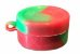 Oil Slick NS 10ml Tampa Presa e c/ Divisória (vermelho e verde) - Imagem 1
