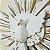 Enfeite de parede do Divino Espirito Santo - Oval - A Unidade - Cód.: 5464 - Imagem 2