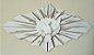 Enfeite de parede do Divino Espirito Santo - Oval - A Unidade - Cód.: 5464 - Imagem 1