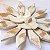 Divino Espirito Santo de parede em madeira pintada - O Pacote com 3 unidades - Cód.: 0690 - Imagem 2