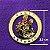 Medalha dourada de Santo Antonio - A Dúzia - Cód.: 0652 - Imagem 1