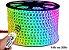 MANGUEIRA LED CHATA 5050 RGB 16 CORES - Imagem 1