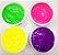 Tinta Hidrocryl Fluor Cores - 900 ml - Imagem 2