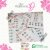 Kit Adesivos 3D c/30 cartelas variadas - Imagem 1