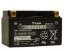 Bateria Yuasa Ytz10S CBR600F CBR1000 Shadow600 R6 R1 - Imagem 1