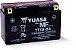 BATERIA YUASA YT7B-BS 12V 6,5AH - Imagem 1
