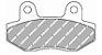 FDB312EF Pastilha de Freio Ferodo Orgânica - Imagem 3