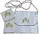 kit Viatico para levar a Santa Eucaristia aos Enfermos -  com alfaias liturgicas  - Imagem 1