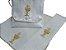 Kit Viático ou kit ministro para levar a Santa Eucaristia para enfermos - 3 PEÇAS - Cálice - Imagem 4