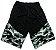 Bermuda Dry Fit Hardcore Line - Militar Black - Imagem 3
