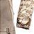 Combat Shirt Camuflado Digital Deserto Raptor Invictus - Imagem 5