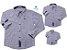 Kit camisa Antônio - Família (três peças) | Fazendinha - Imagem 1