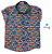 Camisa Alberto - Estampa Peixinhos | Fundo do Mar - Imagem 1