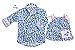 Conjunto estampado - Vestido e Camisa - Imagem 1