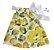 Vestido Antonella  - Estampa limão | Com laço - Imagem 1