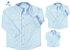 Kit camisa Evair - Família (três peças) | Pequeno Príncipe - Imagem 1