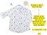 Camisa Meu Príncipe - Estampa exclusiva Atithude kids | Personalize com as inicias do nome - Imagem 2