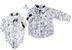 Kit camisa Snoopy - Tal pai, tal filho (duas peças) | Personalize com as inicias dos nomes - Imagem 1