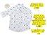 Kit Camisa Meu Príncipe - Tal mãe, tal filho  (duas peças) | Personalize com as inicias do nome - Imagem 2