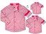 Kit camisa Lelo - Família (três peças) | Manga Longa | Fazendinha - Imagem 1
