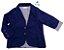 Blazer Tim - Azul Marinho (com forro) | Sarja - Imagem 3