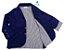 Conjunto Tim  - Azul Marinho | Sarja (Blazer e Calça) - Imagem 3