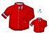 Kit camisa Isaac - Tal pai, tal filho (duas peças) | Carros - Imagem 1