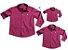Kit camisa Bento - Família (três peças) - Imagem 1