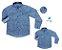 Kit camisa Cauê - Tal pai, tal filho (duas peças) - Imagem 1