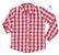 Camisa Cadú - Xadrez Vermelho Claro | Fazendinha - Imagem 3