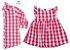 Conjunto Cadú - Vestido e Camisa | Fazendinha - Imagem 1