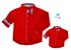 Kit Camisa Isaac - Tal mãe, tal filho  (duas peças)| Carros - Imagem 1