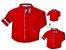 Kit camisa isaac - Família (três peças) | Carros - Imagem 1