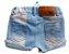Shorts Juju - Jeans Claro | Feminino | Com elastano - Imagem 2