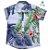 Camisa Vicente - Folhas Coloridas - Imagem 1