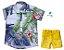 Kit Camisa Vicente - Tal mãe, tal filho (a) (duas peças) | Folhas Coloridas - Imagem 6