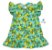 Vestido Ana - Estampa bananas - Imagem 2