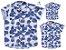 Kit camisa Ben - Família (três peças) |Folhas - Imagem 1