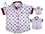 Kit camisa Meu Mickey - Família (três peças) | Manga Curta | Personalize  - Imagem 1