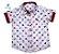 Kit camisa Meu Mickey - Tal pai, tal filho (duas peças) | Personalize com as inicias dos nomes - Imagem 3