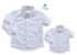 Kit Camisa Thor - Tal mãe, tal filho  (duas peças) | Poá Branca - Imagem 1