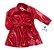 Trench Coat  -  Vinil Vermelho - Imagem 2