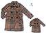 Kit Trench Coat Rafaela - Tal mãe, tal filha  (duas peças) - Imagem 1