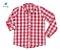 Camisa Cadú - Adulta | Vermelha Xadrez - Imagem 1